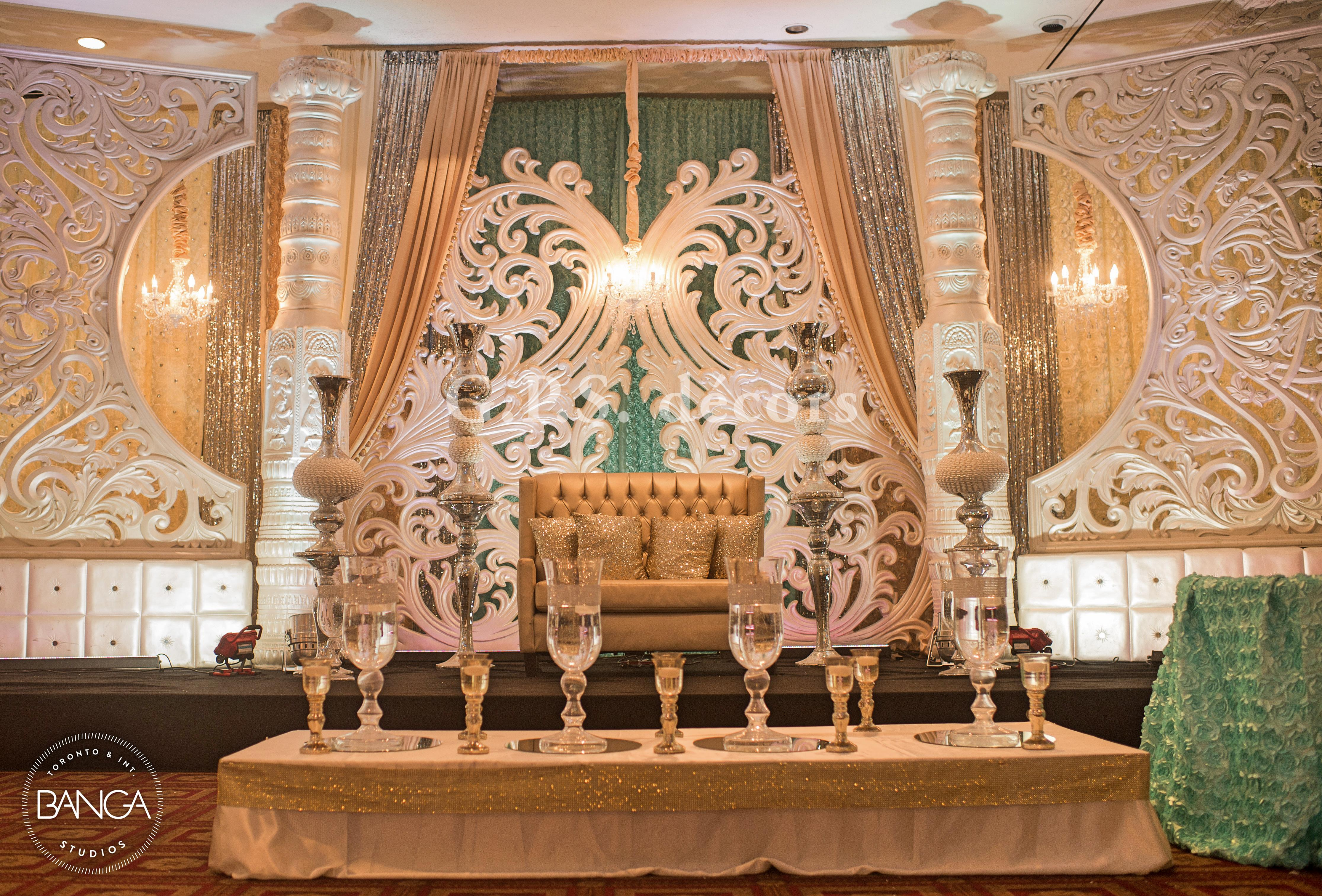 Wedding decor Brampton