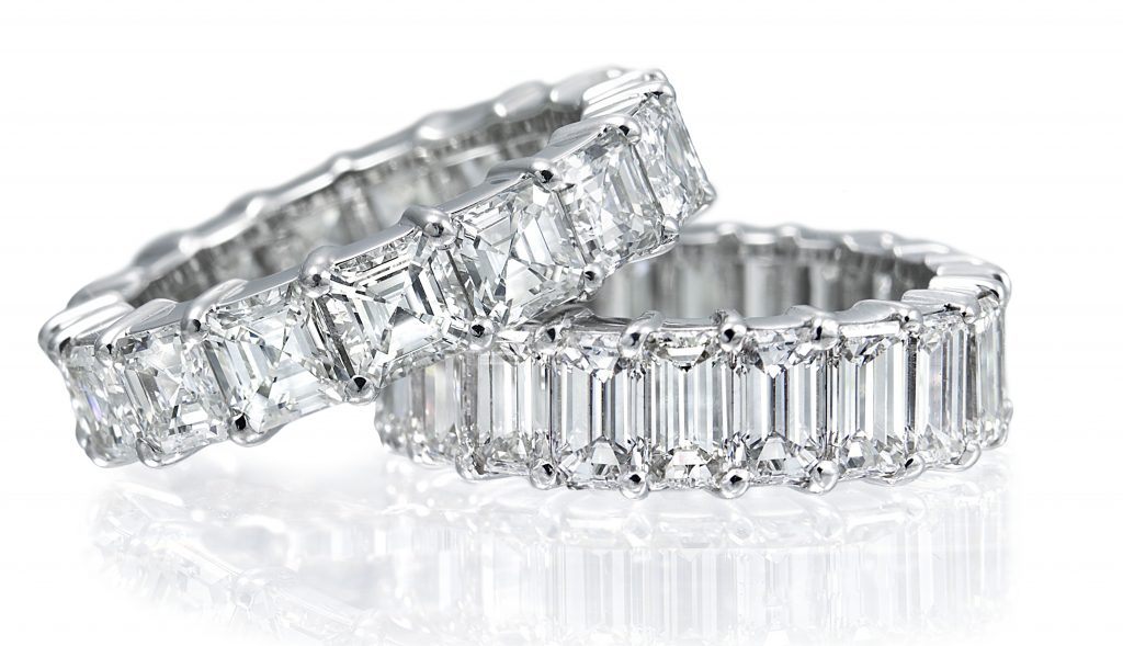 wedding decor toronto eternity bands - Wedding Rings Toronto