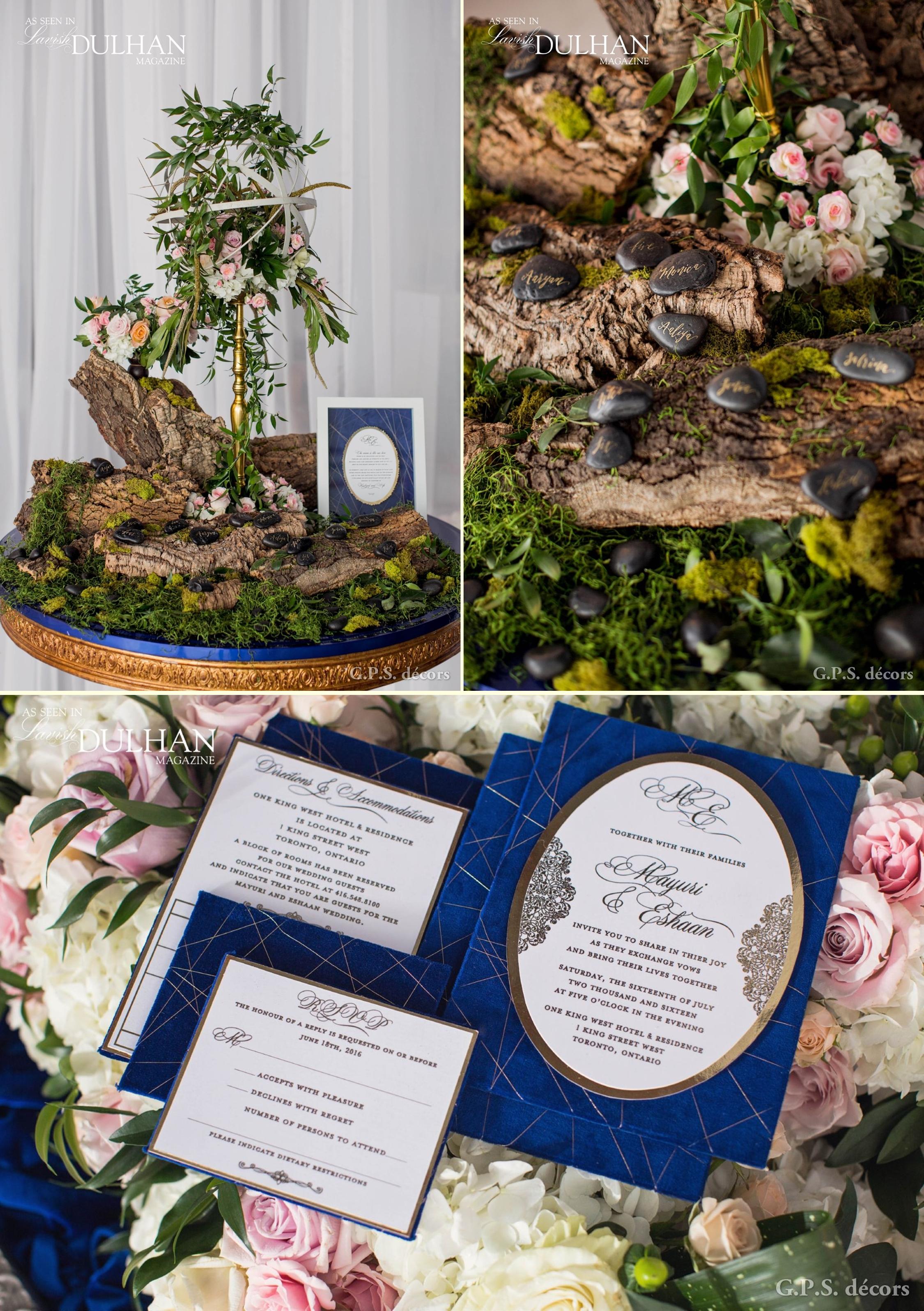 Wedding Invitation Mississauga, Wedding Invitation Brampton, Wedding Invitation Vaughan