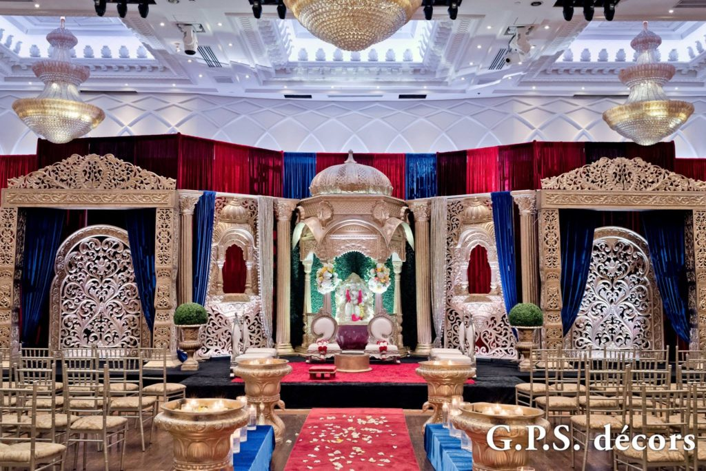 Indian Wedding Mandaps Gps Decors